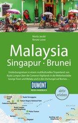 DuMont Reise-Handbuch Reiseführer Malaysia, Singapur, Brunei (eBook, PDF)