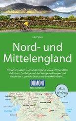 DuMont Reise-Handbuch Reiseführer Nord-und Mittelengland (eBook, ePUB)