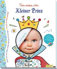 Kleiner Prinz - Babyalbum für Jungen