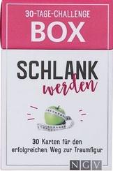 30-Tage-Challenge-Box - Schlank werden
