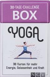 30-Tage-Challenge-Box - Yoga