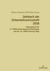 Jahrbuch der Sicherheitswirtschaft 2018