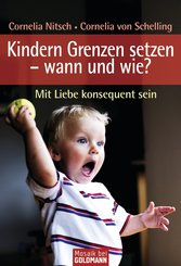Kindern Grenzen setzen - wann und wie? (eBook, ePUB)