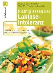 Richtig essen bei Laktoseintoleranz (eBook, ePUB)