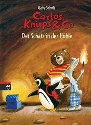 Carlos, Knirps & Co - Der Schatz in der Höhle (eBook, ePUB)