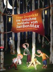 Die tollkühne Rückkehr von JanBenMax (eBook, ePUB)