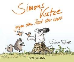Simons Katze gegen den Rest der Welt! (eBook, ePUB)