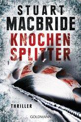 Knochensplitter (eBook, ePUB)