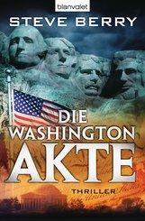 Die Washington-Akte (eBook, ePUB)