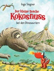 Der kleine Drache Kokosnuss bei den Dinosauriern (eBook, ePUB)