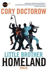 Little Brother - Homeland (eBook, ePUB)
