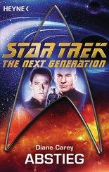 Star Trek - The Next Generation: Abstieg (eBook, ePUB)
