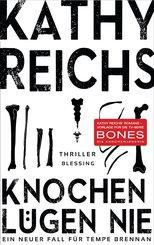 Knochen lügen nie (eBook, ePUB)