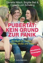 Pubertät: Kein Grund zur Panik! (eBook, ePUB)