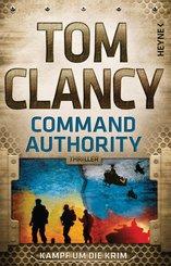 Command Authority (eBook, ePUB)