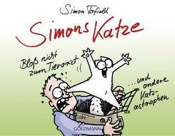 Simons Katze - Bloß nicht zum Tierarzt (eBook, ePUB)