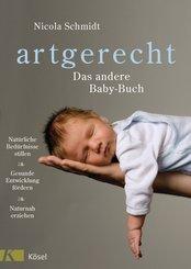 artgerecht - Das andere Baby-Buch (eBook, ePUB)