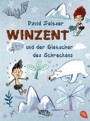 Winzent und der Gletscher des Schreckens (eBook, ePUB)