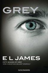 Grey - Fifty Shades of Grey von Christian selbst erzählt (eBook, ePUB)
