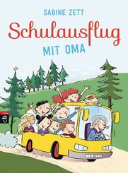 Schulausflug mit Oma (eBook, ePUB)