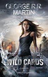 Wild Cards. Die erste Generation 02 - Der Schwarm (eBook, ePUB)