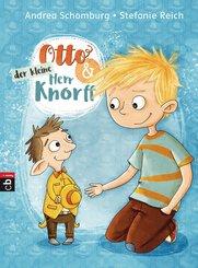 Otto und der kleine Herr Knorff (eBook, ePUB)