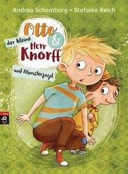 Otto und der kleine Herr Knorff - Auf Monsterjagd (eBook, ePUB)