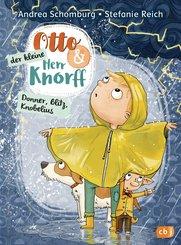 Otto und der kleine Herr Knorff - Donner, Blitz, Knobelius (eBook, ePUB)