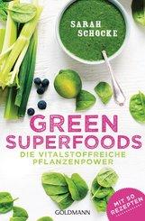 Green Superfoods (eBook, ePUB)
