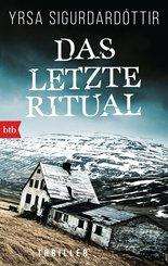 Das letzte Ritual (eBook, ePUB)