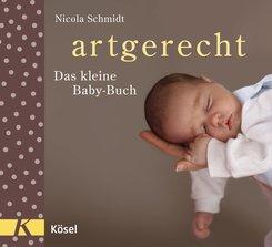 artgerecht - Das kleine Baby-Buch (eBook, ePUB)