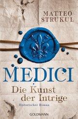 Medici - Die Kunst der Intrige (eBook, ePUB)