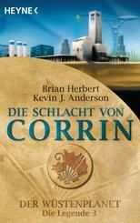 Die Schlacht von Corrin (eBook, ePUB)