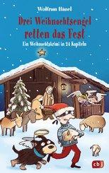 Drei Weihnachtsengel retten das Fest (eBook, ePUB)