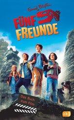 Fünf Freunde 5 - Das Buch zum Film (eBook, ePUB)