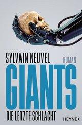 Giants - Die letzte Schlacht (eBook, ePUB)