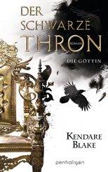 Der Schwarze Thron 4 - Die Göttin (eBook, ePUB)