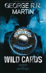 Wild Cards - Die Cops von Jokertown (eBook, ePUB)
