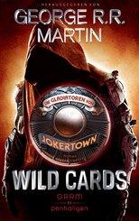 Wild Cards - Die Gladiatoren von Jokertown (eBook, ePUB)