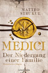 Medici - Der Niedergang einer Familie (eBook, ePUB)