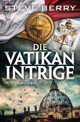 Die Vatikan-Intrige (eBook, ePUB)