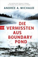 Die Vermissten aus Boundary Pond (eBook, ePUB)