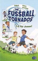 Die Fußball-Tornados - 1:0 für Jonas (eBook, ePUB)