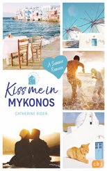 Kiss me in Mykonos (eBook, ePUB)