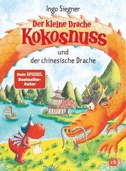 Der kleine Drache Kokosnuss und der chinesische Drache (eBook, ePUB)