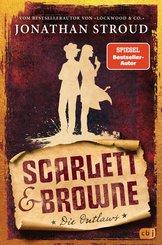 Scarlett & Browne - Die Outlaws (eBook, ePUB)