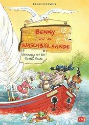 Benny und die Waschbärbande - Unterwegs mit der Flotten Flaute (eBook, ePUB)