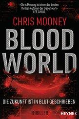Blood World - Die Zukunft ist in Blut geschrieben (eBook, ePUB)