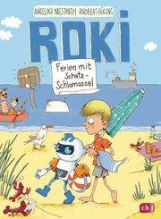 ROKI - Ferien mit Schatz-Schlamassel (eBook, ePUB)