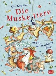 Die Muskeltiere und die rattenscharfe Party (eBook, ePUB)